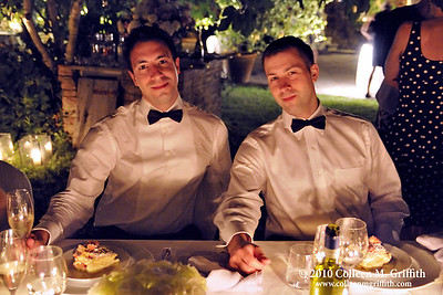 Brothers (Ray and Rob) © 2010 Colleen M. Griffith. All Rights Reserved.  This material may not be published, broadcast, rewritten, or modified in any way without permission. www.colleenmgriffith.com www.facebook.com/colleen.griffith