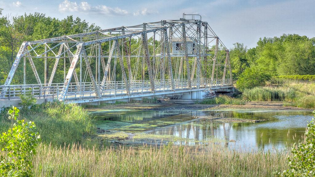 135th St. Bridge, Romeoville, Illinois