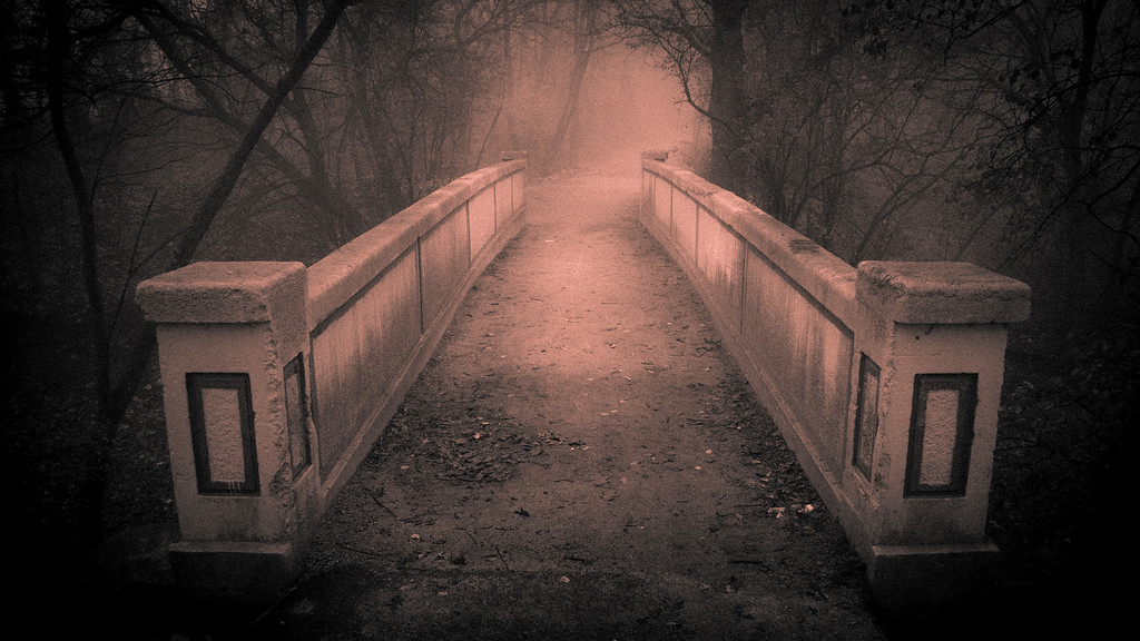 Dellwood Park Bridge - Lockport, Illinois