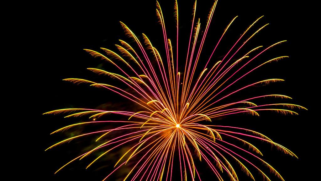 Fireworks, Romeoville, Illinois
