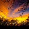 Sunset, Dellwood Park, Lockport, Illinois