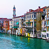 Colorful Buildings, Venice, Italy