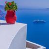 Brilliance of the Seas, Santorini, Greece