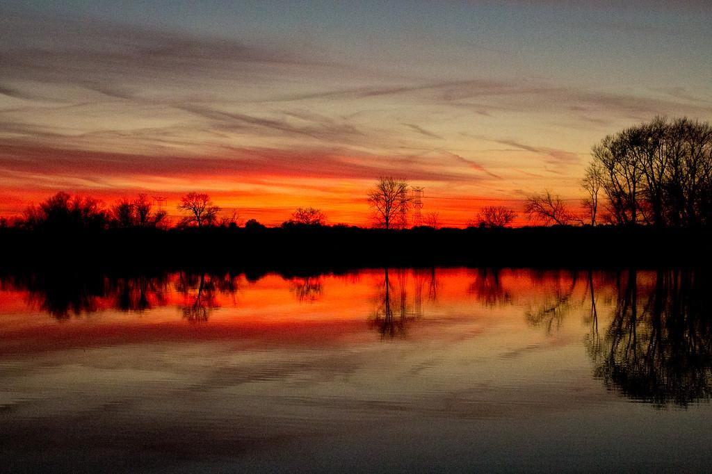 Sunset, Romeoville,  Illinois