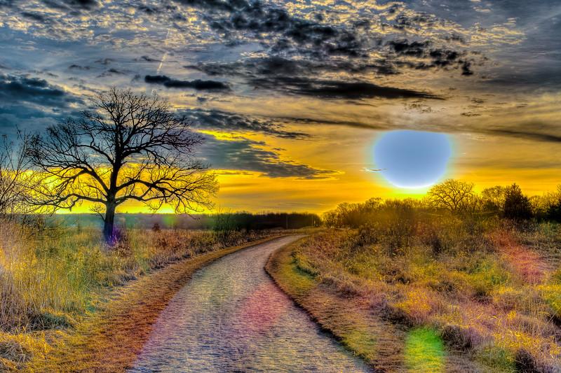 Sunrise H.D.R.