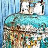 Peeling paint, Ketchikan, Alaska