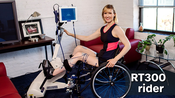 Restorative Therapies RT300 Medical Device For Spinal Cord Injury Rehabilitation