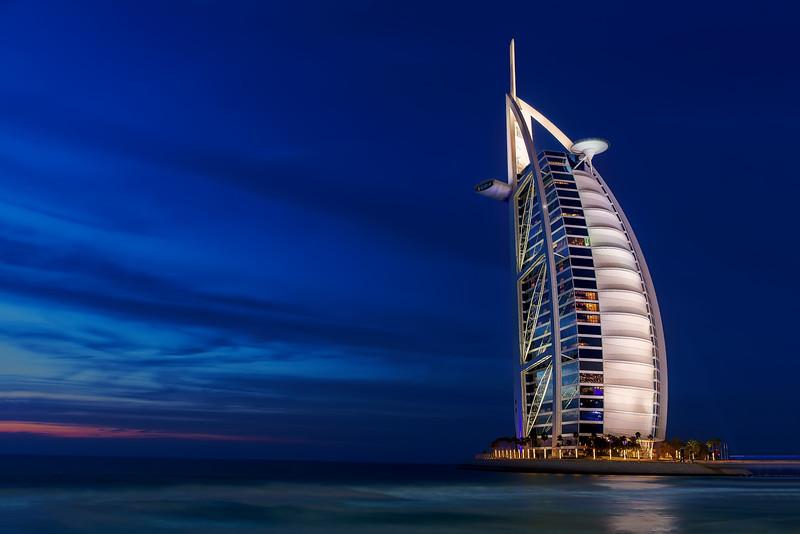 Beautiful Burj