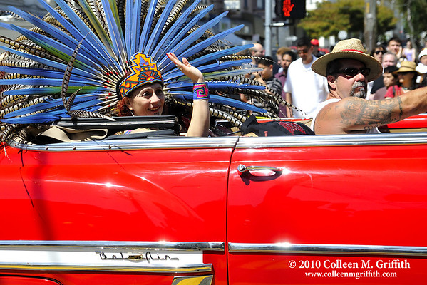 """Carnaval  © 2010 Colleen M. Griffith. All Rights Reserved.  This material may not be published, broadcast, rewritten, or modified in any way without permission. Carnaval Celebration, San Francisco CA <a href=""""http://www.facebook.com/colleen.griffith"""">Friend me on Facebook"""