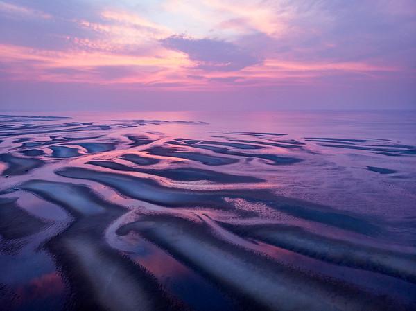 Brewster Flats Sunset