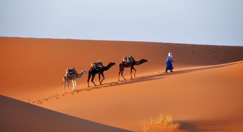 Sahara Staircase, Sahara Desert Morocco