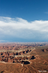 Grand View Point Overlook (Island In The Sky, Canyonlands NP, Utah)