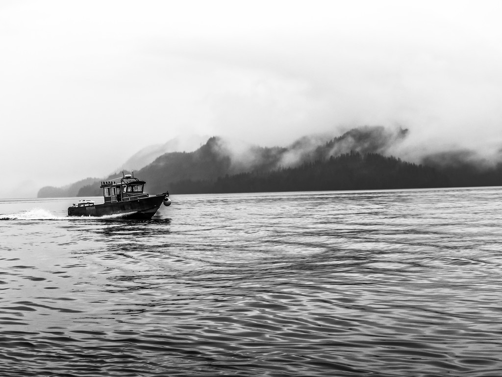 Alaskan Boating