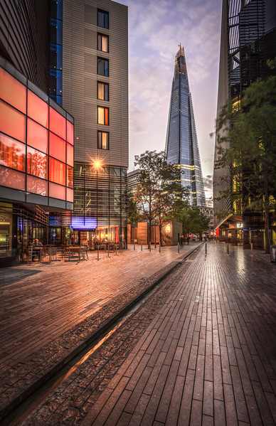 Stream to the Shard