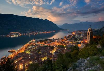 Beyond Kotor Bay    Montenegro