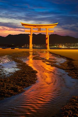 Vermillion Tide || Japan