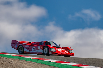1984 Porsche 962 driven by Lee Giannone