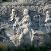 Confederate Memorial Carving