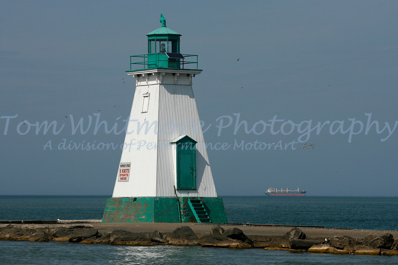 The Port Dalhousie Lighthouse