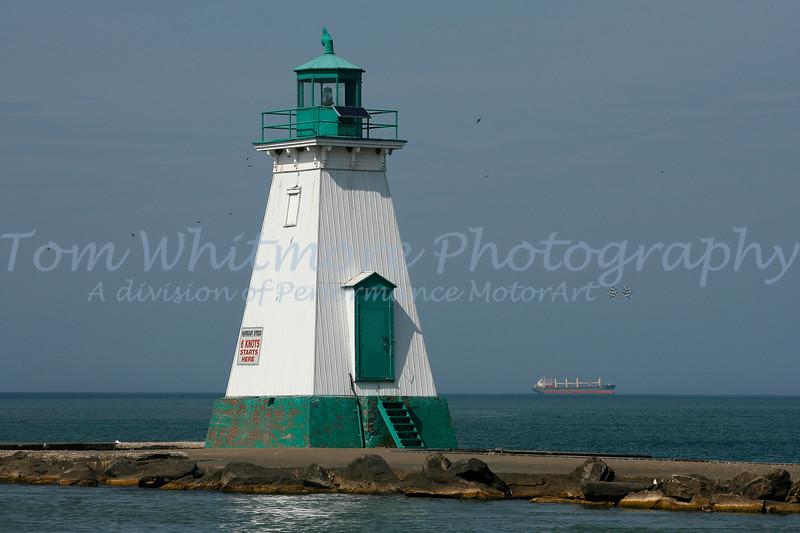 The Port Dalhousie Lighthouse