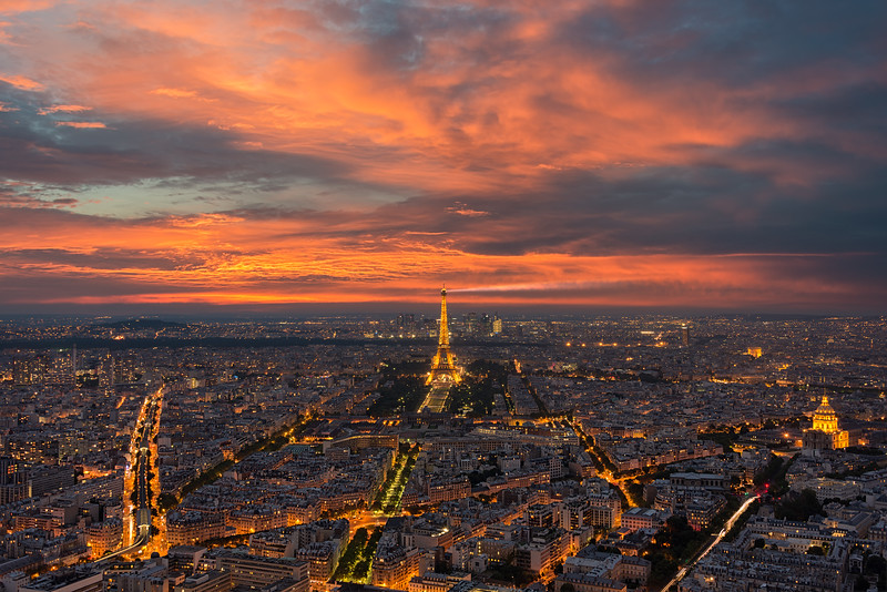 The City of Lights || Paris