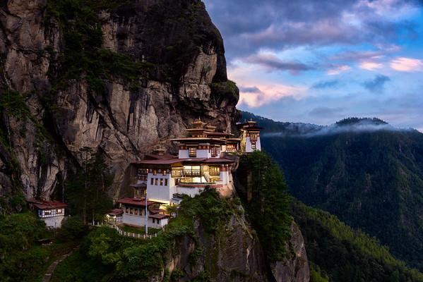 Dragons Breath || Tiger's Nest, Bhutan