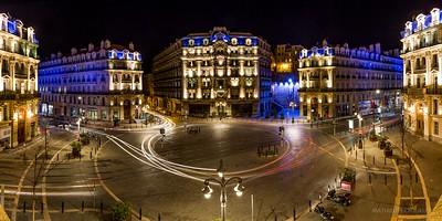 Rue de la République, Marseille, France