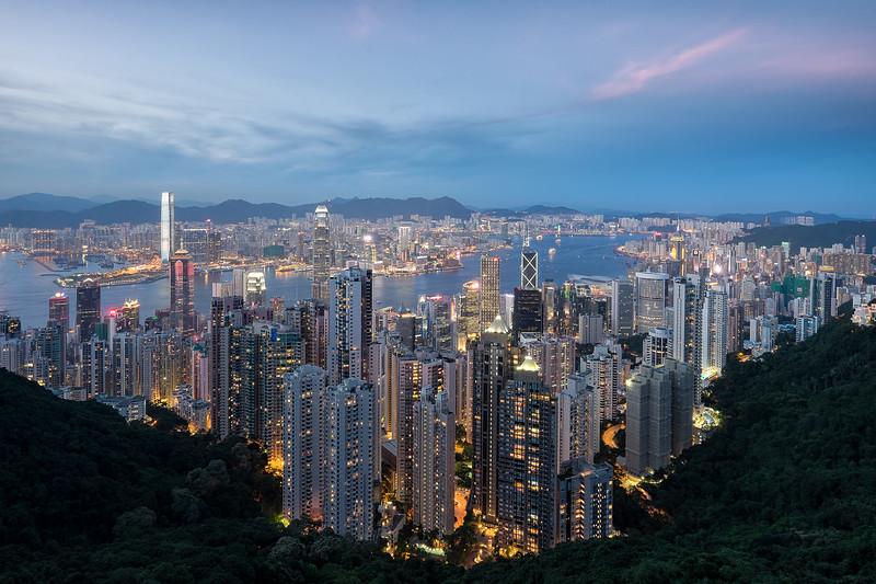 Exquisite Hong Kong