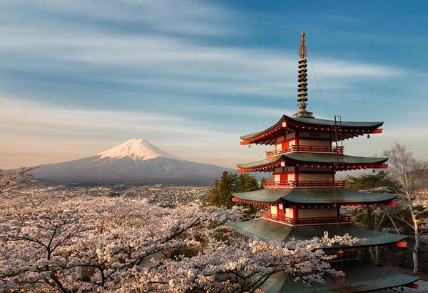The Harmony of Japan    大和の魂
