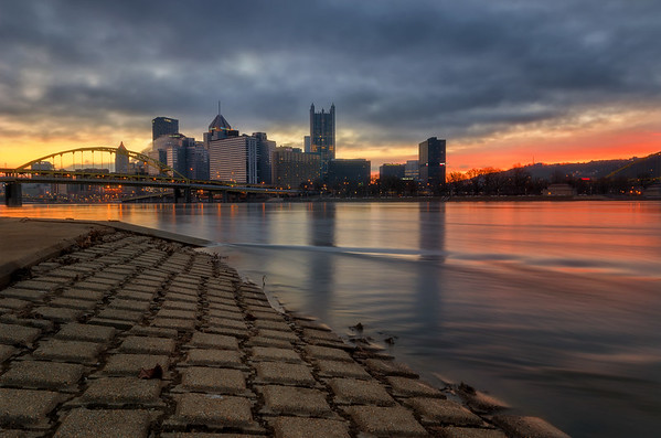Banks Of The Allegheny