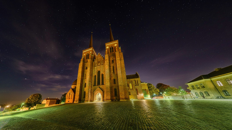 Stars Above the Cathedral