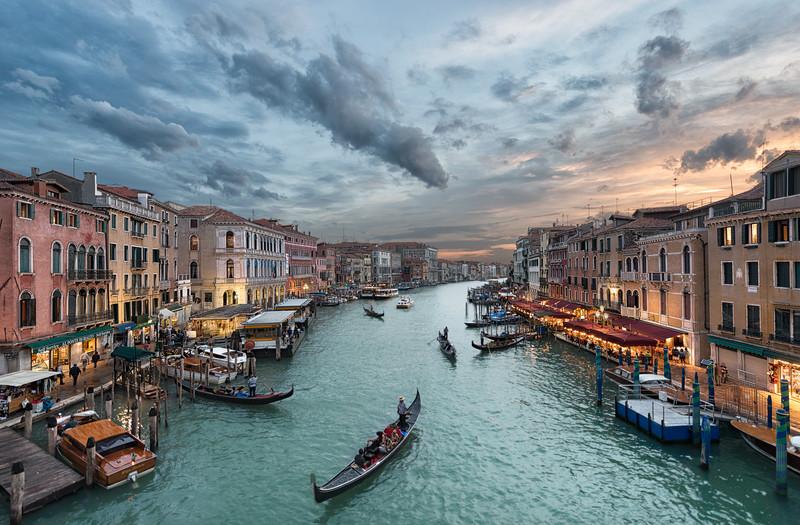 Beyond The Rialto    Venice Italy