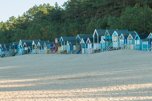 The Biritsh Beach Hut