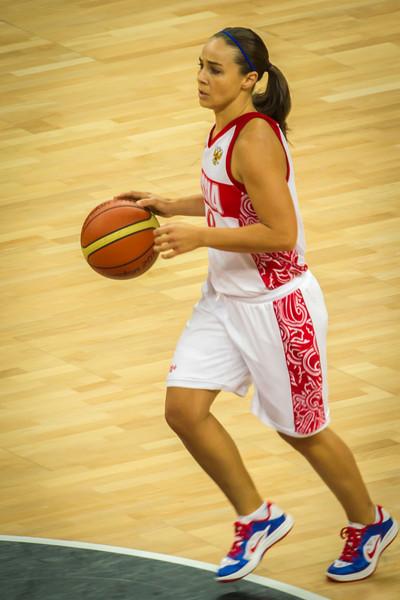 Russian Womens Basketball
