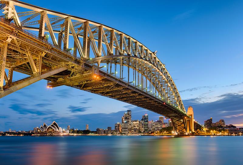 Sydney Lights    Australia