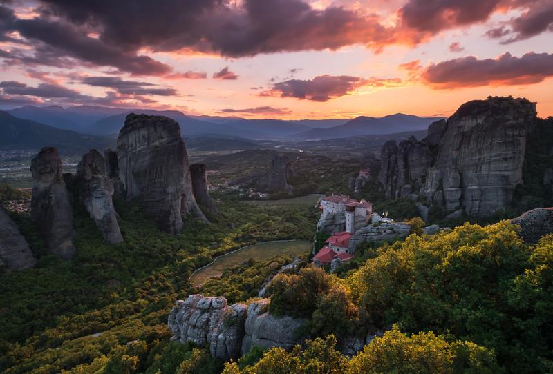 Dreams of Meteora || Greece