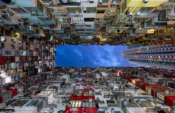 Urban Density || Hong Kong