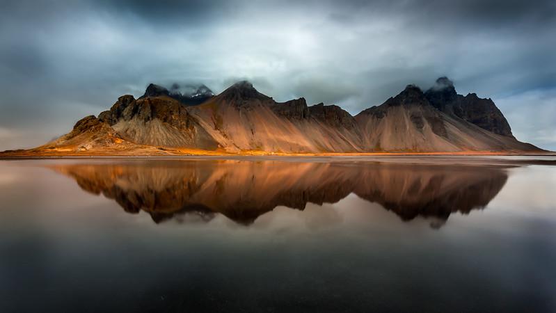 Vestrahorn II Iceland