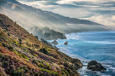 Big Sur Country