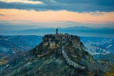 The Dying Town | Bagnoregio, Italy