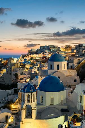 Aegean Paradise    Oia Santorini - Greece