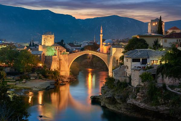 The Old City of Mostar || Herzegovina
