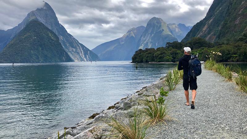 Milford Sound, Fiordland New Zealand