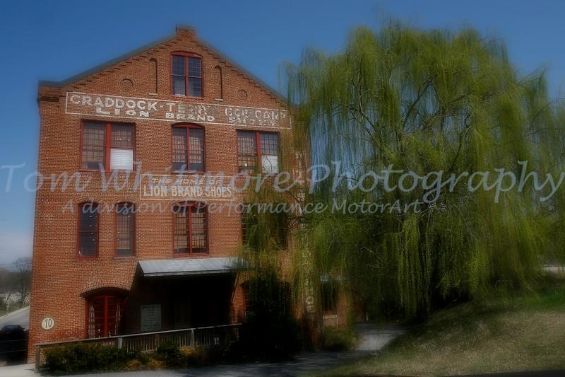 Old Craddock-Terry shoe factory