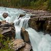 Sunwapta Falls, Alberta, Canada
