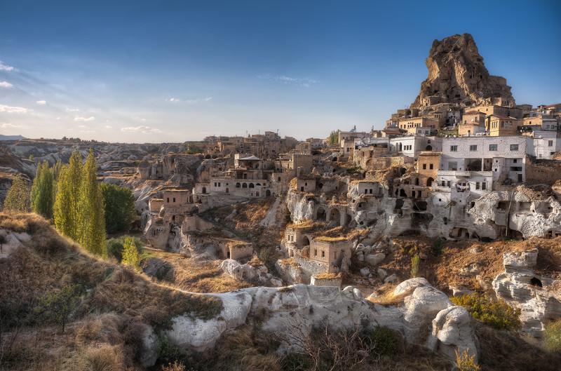 Discovering Ortahisar    Capadoccia Turkey
