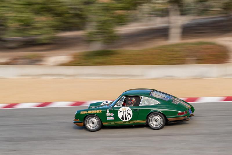 1967 Porsche 911S driven by George Calfo