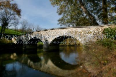 Burnside Bridge at Antietam National Battlefield
