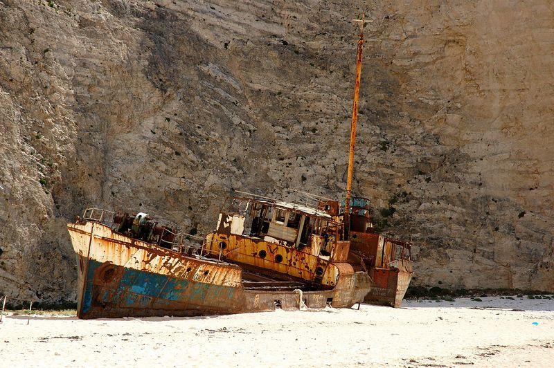 Shipwreck..