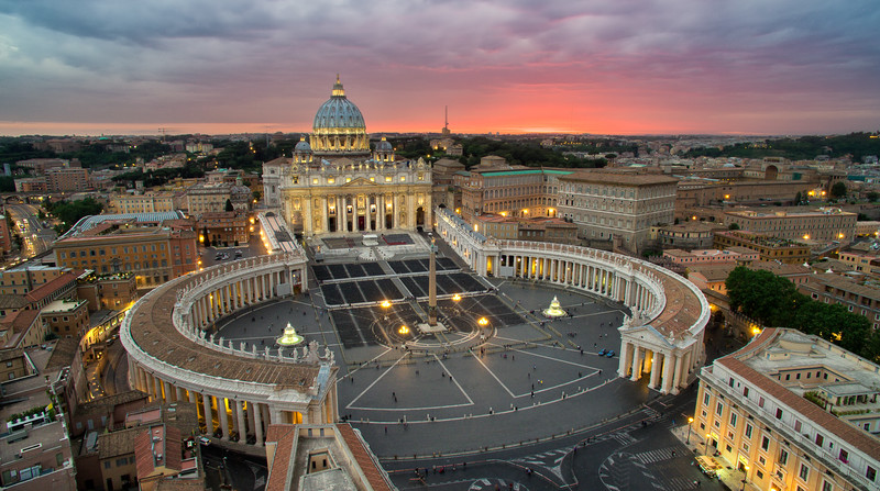 Beyond The Vatican    Rome